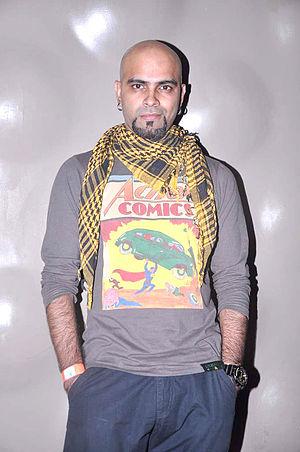Raghu Ram - Raghu Ram at Agnee's Bollywood debut