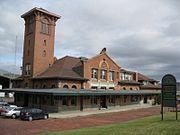 Railroad Terminal Historic District Binghamton NY Oct 09