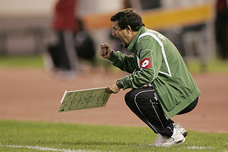 Raja Casablanca - The managers José Romão.