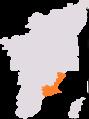 Ramanathapuram lok sabha constituency.png