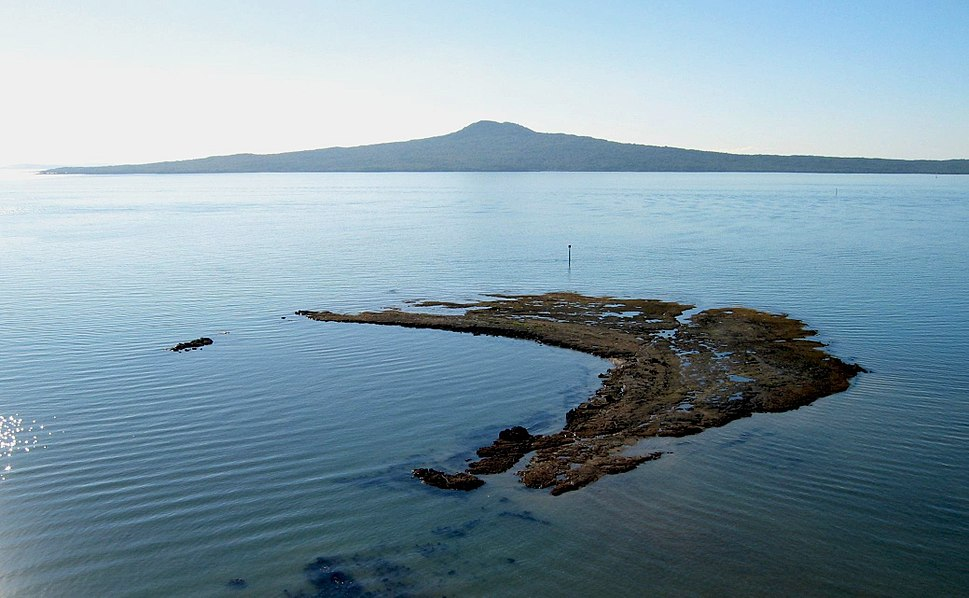 Rangitoto from Achilles Point
