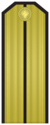 Rank insignia of Офицерски кандидат of the Bulgarian Navy.png
