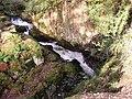 Rapids on Aira Beck, Watermillock township, Matterdale CP - geograph.org.uk - 280238.jpg