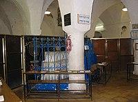 קברו של רבי אלעזר במירון