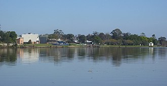 Port Stephens Council - Raymond Terrace, located at the confluence of the Hunter and Williams rivers, is the largest town and administrative centre of Port Stephens Council.