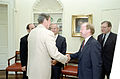 Reagan's meeting with Oleg Gordievsky in the Oval Office (07).jpg