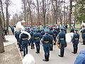 Reburial of Nicholas Nikolaievich in Memorial park 02.JPG