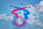 Red Arrows-Exercise SPRINGHAWK MOD 45162778.jpg
