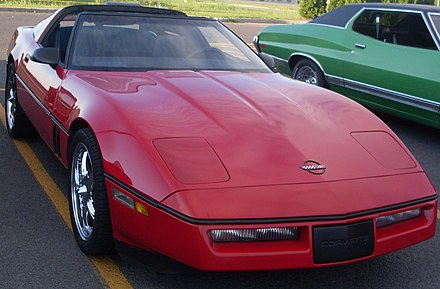 Chevrolet Corvette - Wikiwand