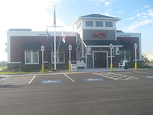 Red Lobster - The new prototype design as seen at the Baton Rouge, Louisiana location