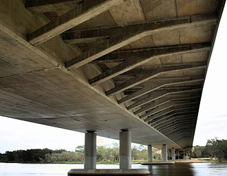 Redcliffe Bridge - Image: Redcliffe Bridge, Perth 1