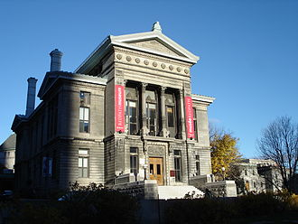 Landmarks of Montreal - Redpath Museum