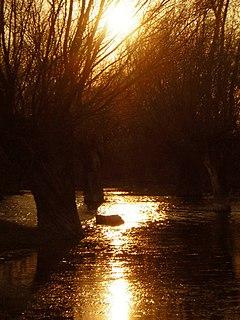 Nera (Danube) River in Serbia