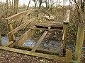 Remains of bridge, Newport - geograph.org.uk - 1707769.jpg