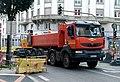 Renault Kerax Colas truck in Strasbourg.JPG