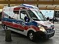 Renault Master ambulance in Warsaw, Poland 02.jpg