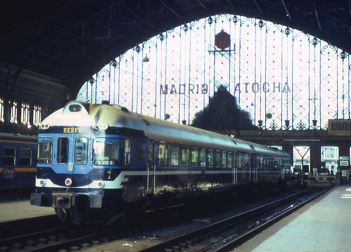 Línea Madrid-Ciudad Real - Wikipedia, la enciclopedia libre