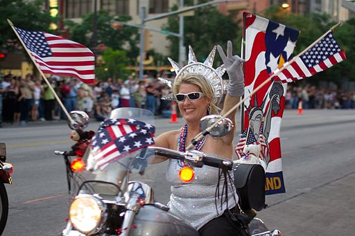 Republic of Texas Biker Rally Patriotism