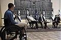Reuven Rivlin meets with the representatives of IDF disabled veterans organization, December 2020 (KBG GPO050 1).jpg