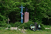 Revushky Turiiskyi Volynska-brotherly grave of 7 UPA warriors-1.jpg