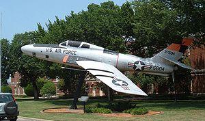 Αεροσκάφος RF-84F Thunderflash