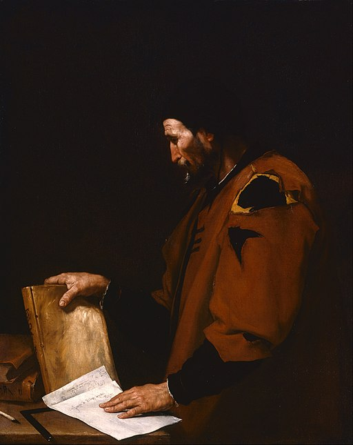 Aristotle by Jusepe de Ribera