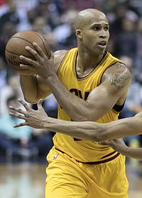 Richard Jefferson 2017.