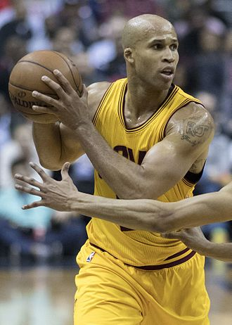 Richard Jefferson - Jefferson with Cleveland in 2017
