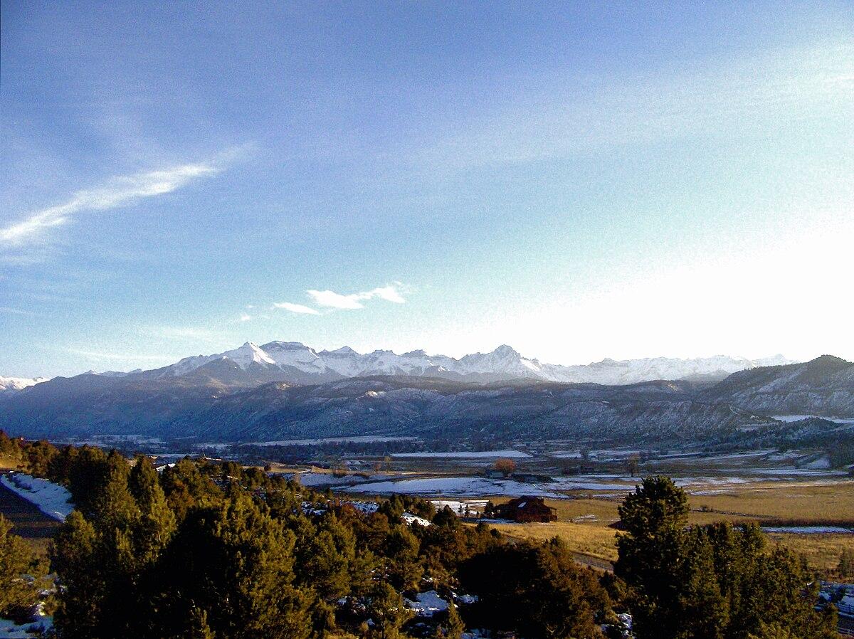 Ridgway, Colorado - Wikipedia