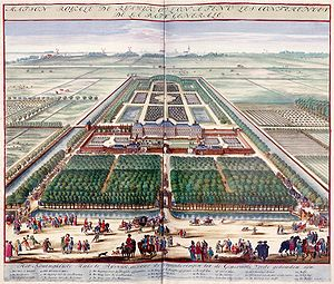 Treaty of Ryswick - Huis ter Nieuwburg, where the Treaty was negotiated