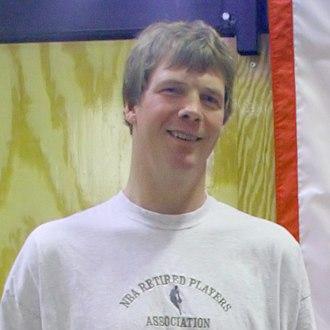 Rik Smits - Smits in 2008