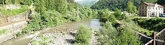 Aller, Asturias - Aller River.