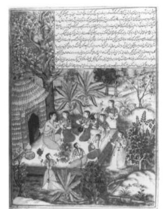Rishyasringa - Rishishringa entice girls sent by king lomapada.