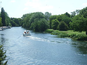 St Neots - River Great Ouse, St Neots
