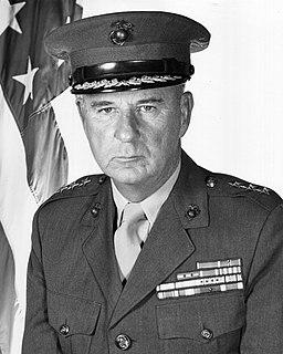 Robert B. Luckey American Marine Corps Lieutenant General