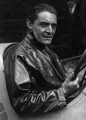 Robert Benoist - Benoist in 1927