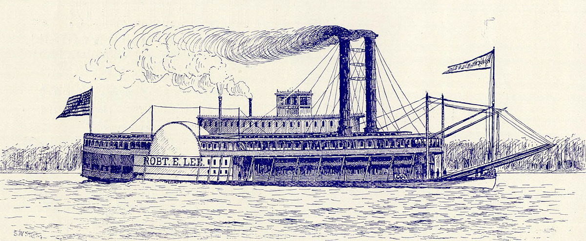 Robert E Lee Steamboat Wikipedia