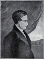 Robert Murray M'Cheyne hymn writter and minister of St. Peter's Church, Dundee.png