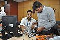 Robot Building Session - Workshop for Organising World Robot Olympiad - NCSM - Kolkata 2016-06-16 4621.JPG