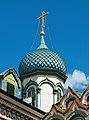 Rogozhskoe cemetery - St.Nicholas - domes 02.jpg