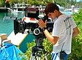 Roman & RED camera.JPG