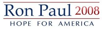 Ron Paul presidential campaign, 2008 - Image: Ron Paul Logo (4138764579)