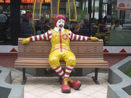 Ronald McDonald, Quetzaltenango