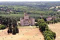 Roquetaillade, château neuf vue aérienne.jpg