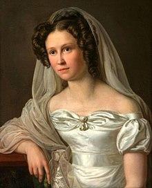 Rosalie Wagner im Alter von 23 Jahren (Quelle: Wikimedia)