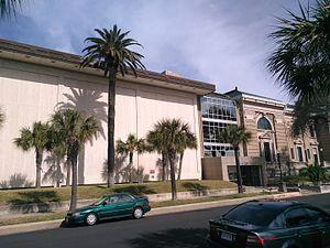 Rosenberg Library - Image: Rosenberg Library Galveston TX
