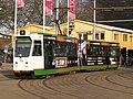 Rotterdam tram RET 716 pic1 Type ZGT-6 made by Düwag Düsseldorf.JPG