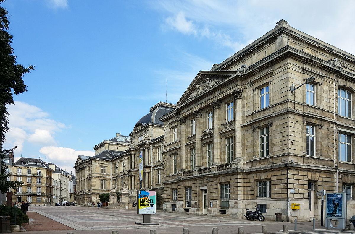 Peintres Ecole De Rouen musée des beaux-arts de rouen — wikipédia