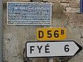 Rouessé-Fontaine (Sarthe) plaque de cocher D56b.jpg