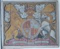 RoyalArms 1713 QueenAnne ChurstonFerrersChurch Devon.PNG